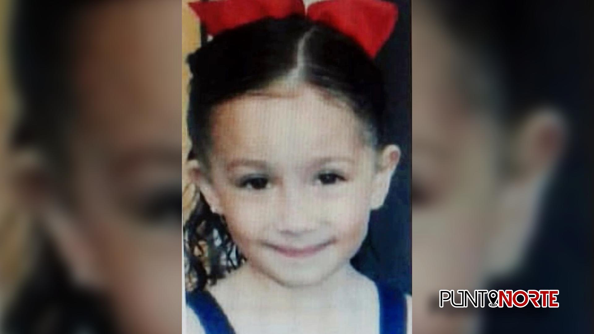 Alerta Amber para encontrar a niña de 7 años