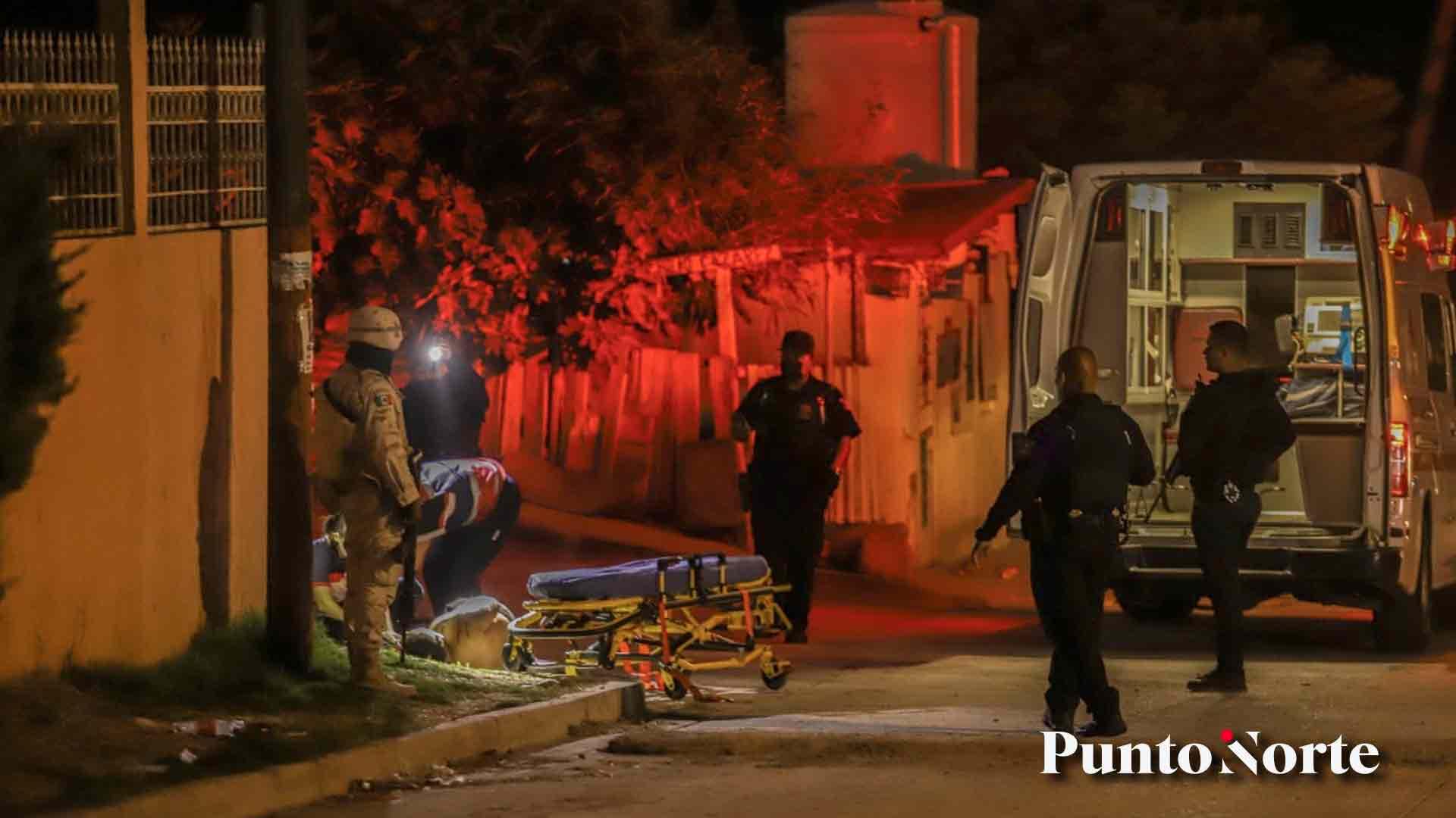 Disparan contra hombre sobre la calle, es el tercer baleado de la tarde en Tijuana