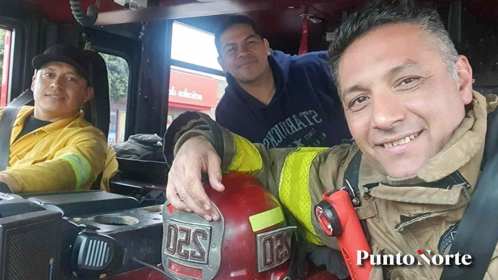 Ex director de Bomberos de Tijuana tiene Covid, hay cinco casos más