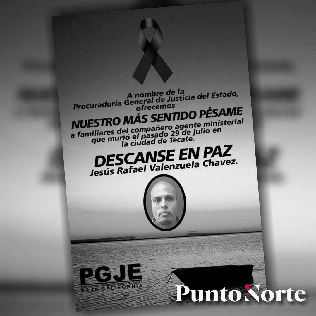 Homicidios Tecate Valenzuela