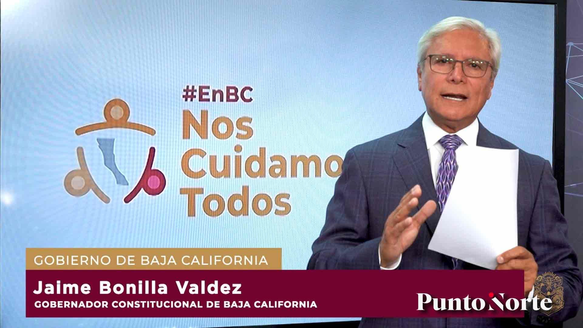 La pandemia nos puso a prueba, dice Bonilla de sus primeros 8 meses de gobierno