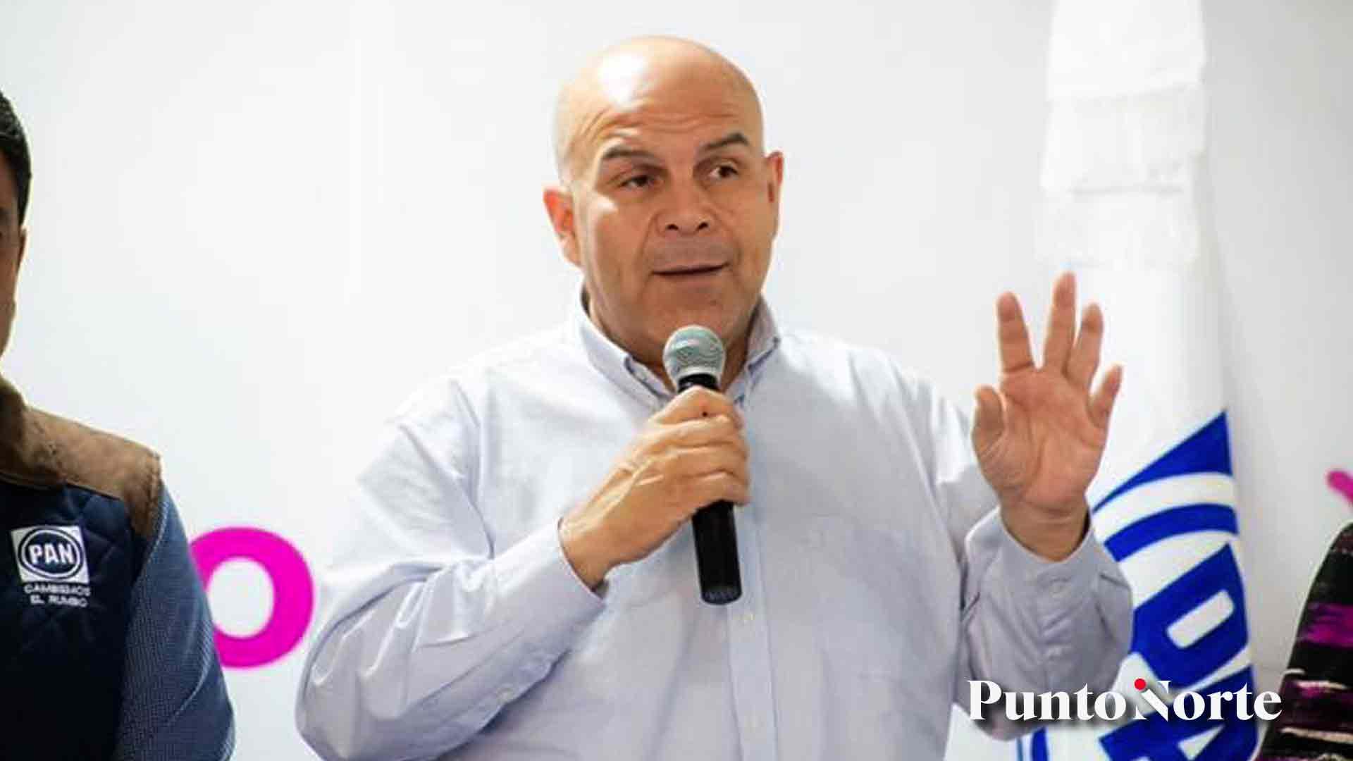 "Una ""ocurrencia"" dice el PAN del decreto de Bonilla para liberar caseta"