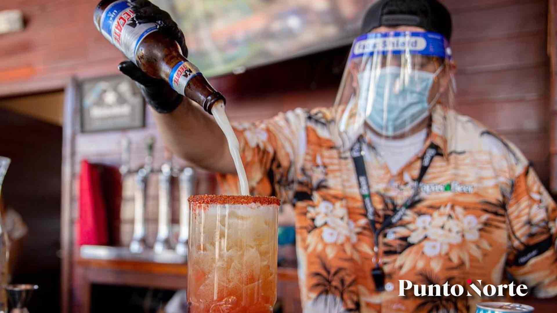 Contrario a lo que dijo Bonilla, abren Papas & Beer en Rosarito con aprobación de alcaldesa