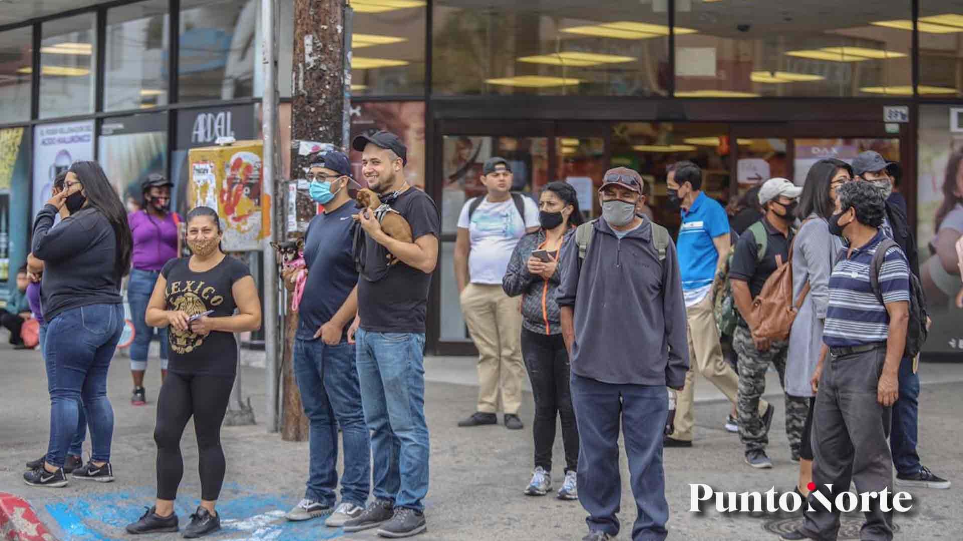 Mexicali, Tijuana y Ensenada bajan en casos activos de Covid